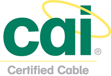 logo cai certified cable