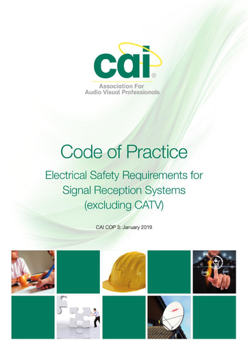 COP 03 - Electrical Safety Requirements for Signal Reception Systems (Excluding CATV)